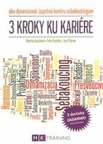 Kniha tri kroky ku kariére